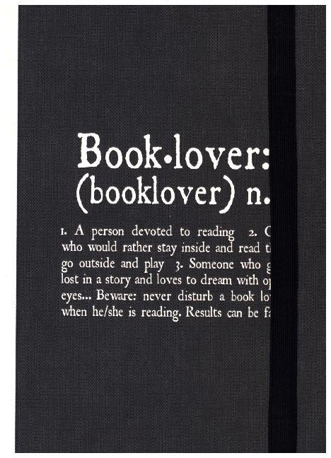 Photo Notebook M - Book Lover