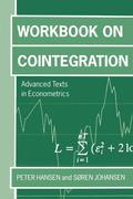 Workbook on Cointegration 'Advanceed Texts in Economics '