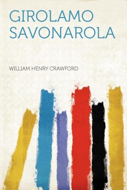 Girolamo Savonarola als Taschenbuch