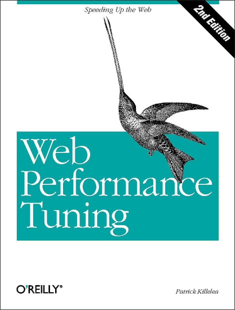 Web Performance Tuning als Buch (kartoniert)