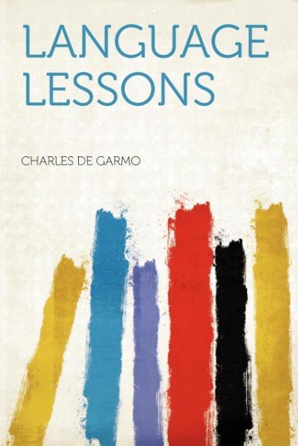 Language Lessons als Taschenbuch von