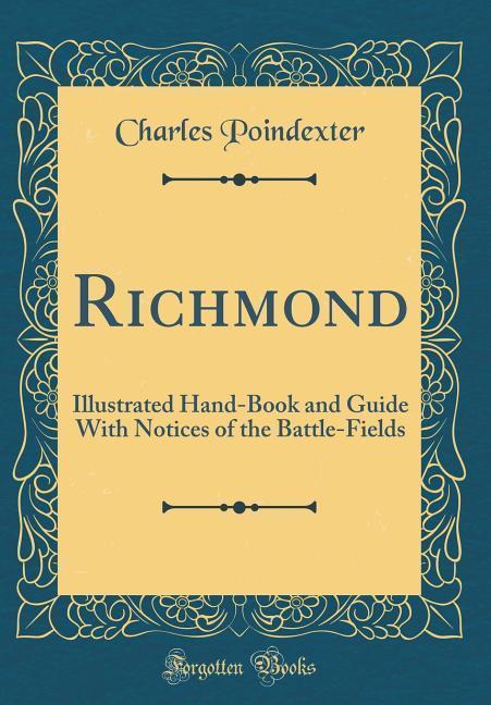Richmond als Buch von Charles Poindexter