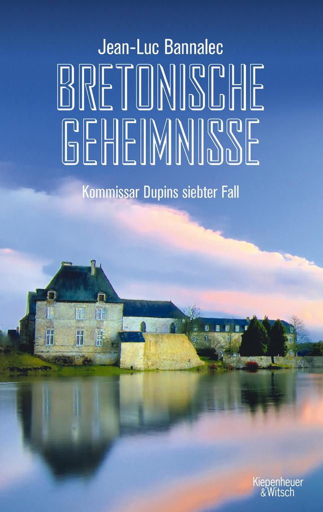 Bretonische Geheimnisse als Buch