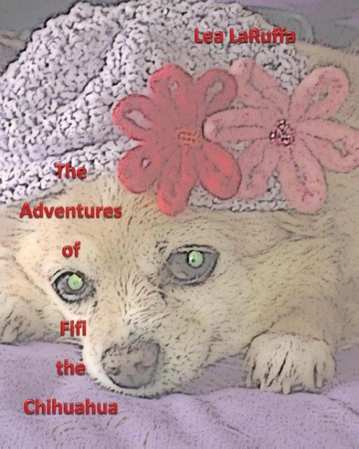 The Adventures of Fifi the Chihuahua als Tasche...