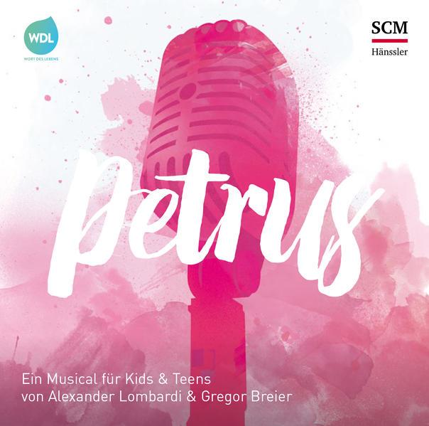 Petrus - Ein Superstar?, 2 Audio-CDs
