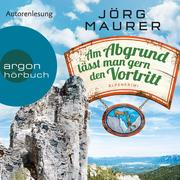 [Jörg Maurer: Am Abgrund lässt man gern den Vortritt (Autorenlesung)]
