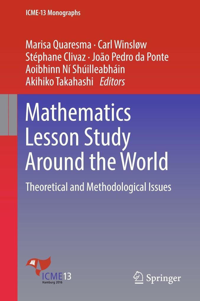 Mathematics Lesson Study Around the World als e...