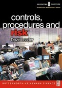 Controls, Procedures and Risk