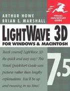 LIGHTWAVE 3D 75 FOR WINDOWS &