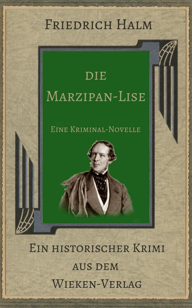 Die Marzipan-Lise als eBook