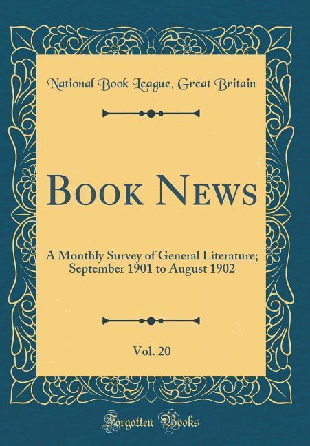 Book News, Vol. 20 als Buch von National Book L...