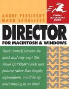 Macromedia Director MX for Windows and Macintosh: Visual QuickStart Guide