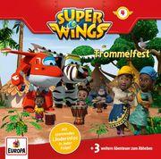 Super Wings 04. Trommelfest