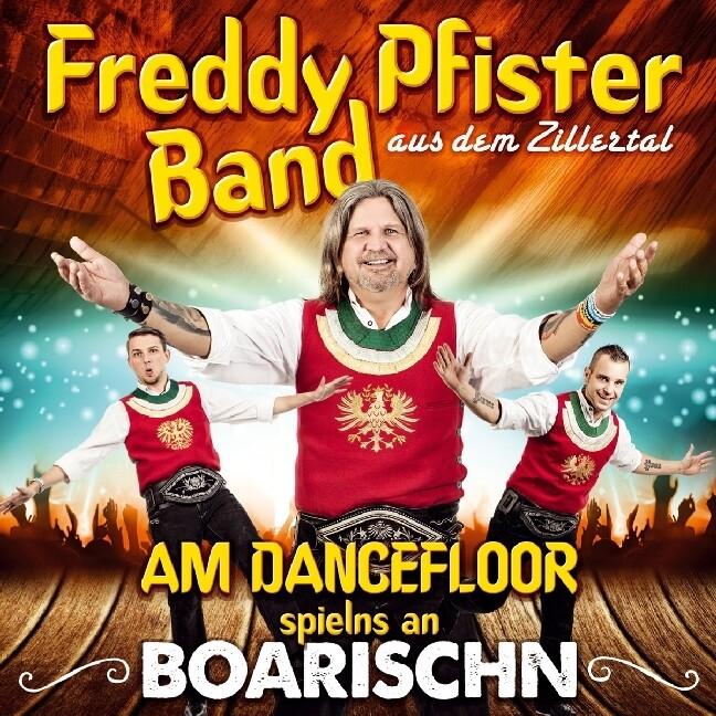 Am Dancefloor spielns an Boarischn, 1 Audio-CD
