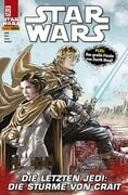Star Wars, Comicmagazin 32 - Darth Maul, Die Stürme von Crait