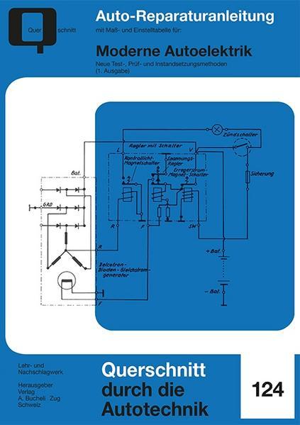 Moderne Autoelektrik als Buch