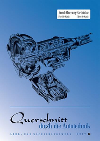 Ford-Mercury-Getriebe als Buch von
