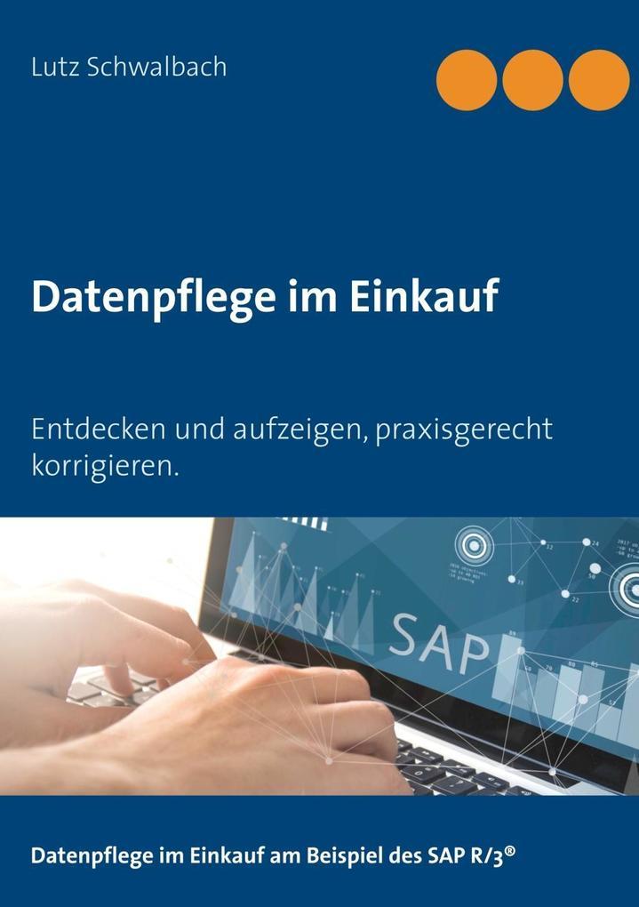 Datenpflege im Einkauf als eBook Download von L...