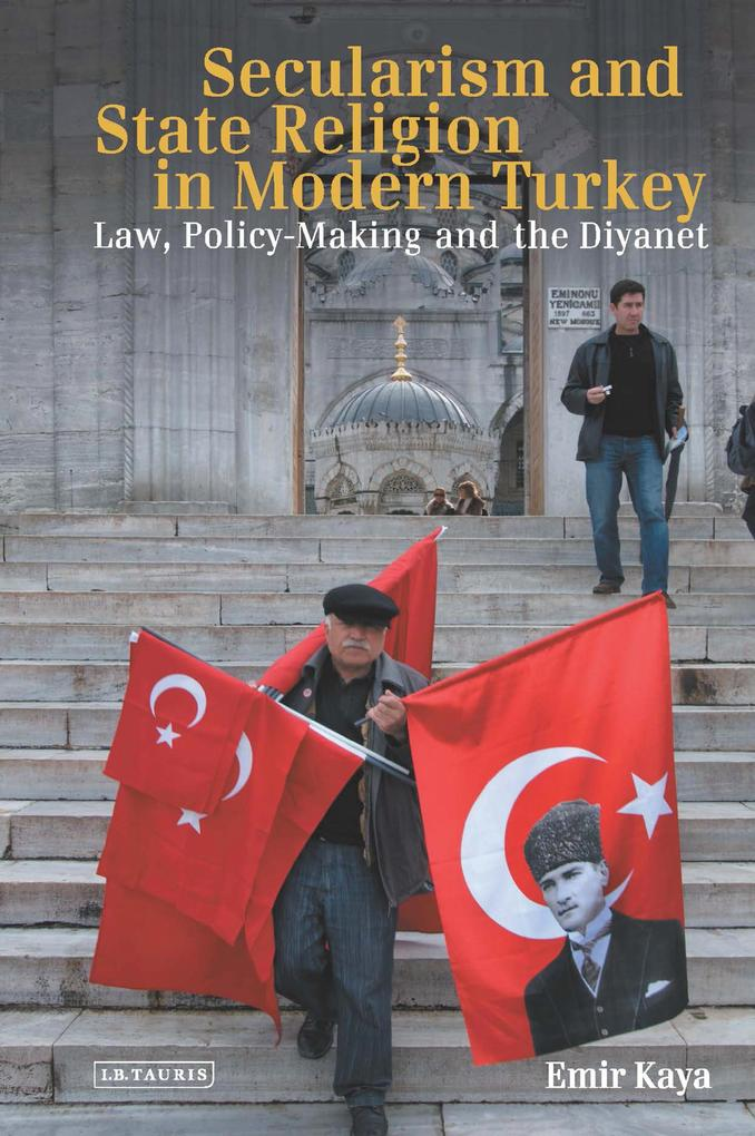 Secularism and State Religion in Modern Turkey ...