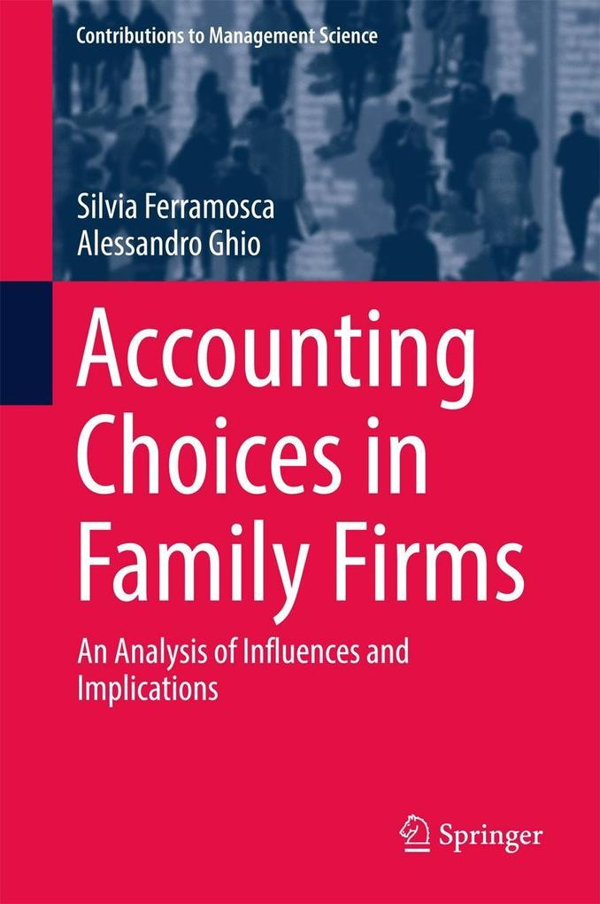 Accounting Choices in Family Firms als eBook Do...