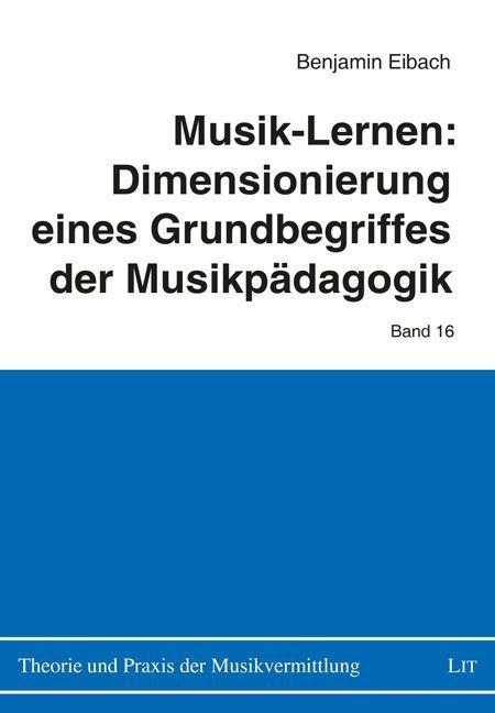 Musik-Lernen: Dimensionierung eines Grundbegrif...