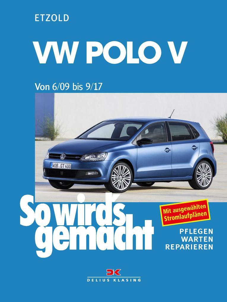 VW Polo ab 6/09 als Buch