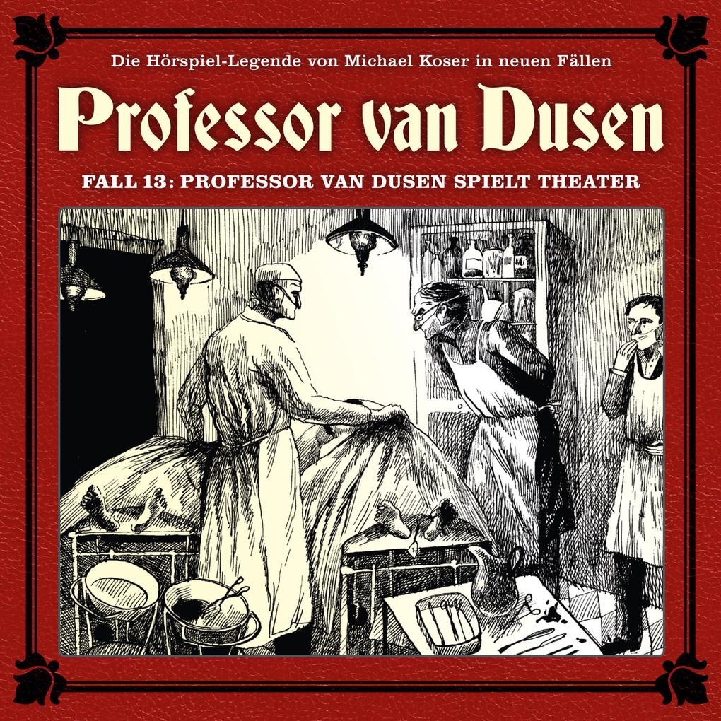 Professor van Dusen, Die neuen Fälle, Fall 13: ...