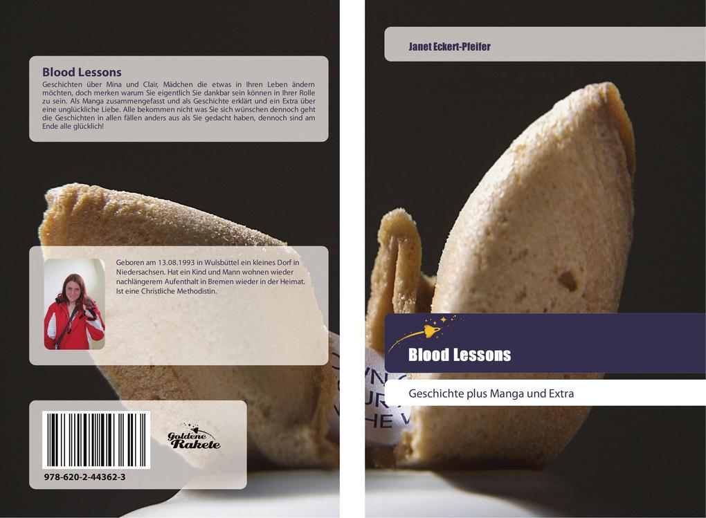 Blood Lessons als Buch von Janet Eckert-Pfeifer