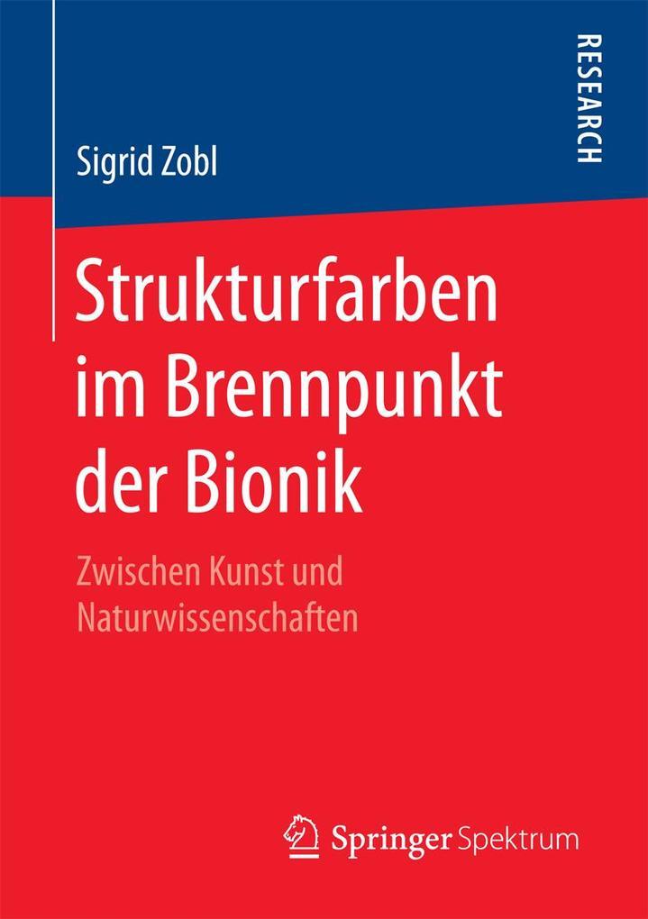 Strukturfarben im Brennpunkt der Bionik als eBo...