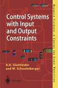 Control Systems with Input and Output Constraints