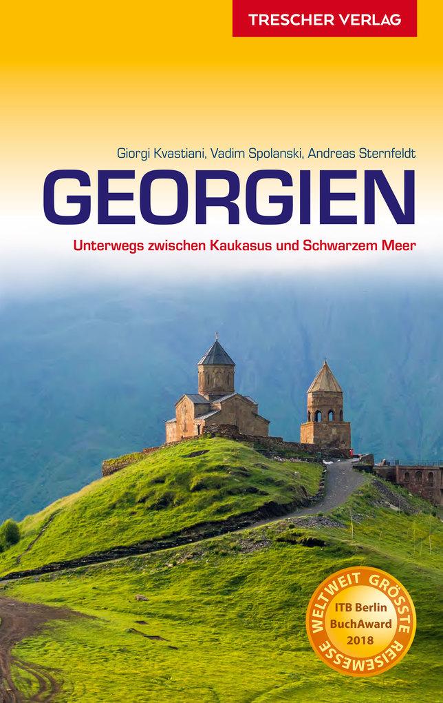 Reiseführer Georgien als eBook Download von Gio...