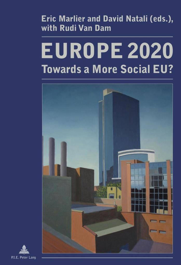 Europe 2020 als eBook Download von