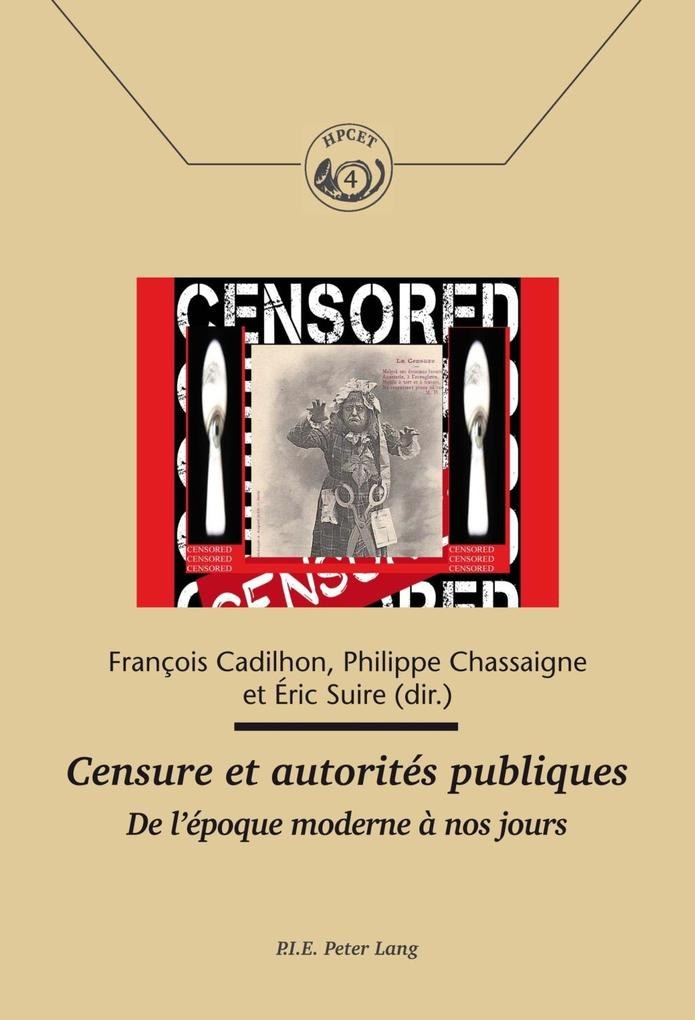 Censure et autorites publiques als eBook Downlo...