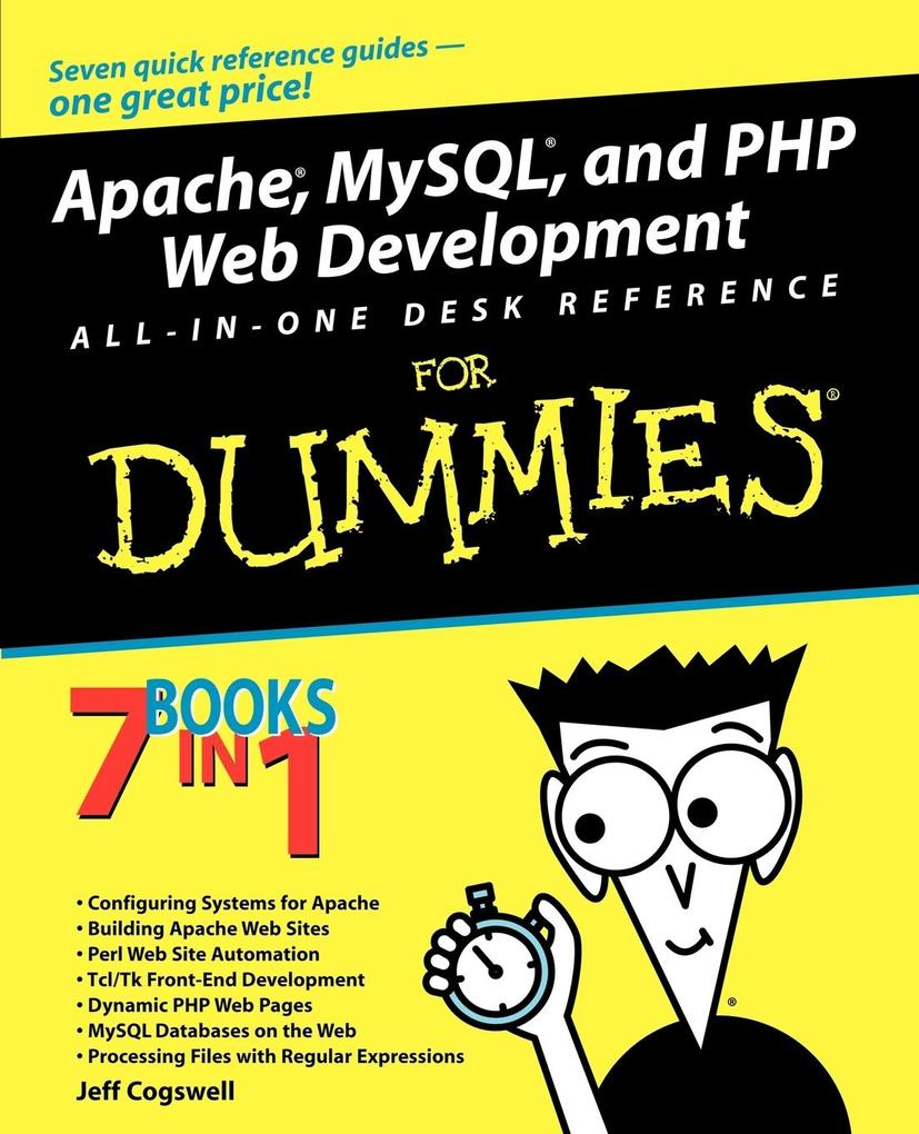 Apache, MySQL, and PHP Web Development All-In-O...