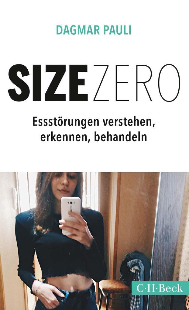 Size Zero als Buch
