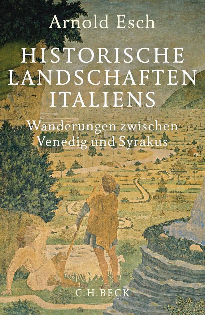 Historische Landschaften Italiens als Buch