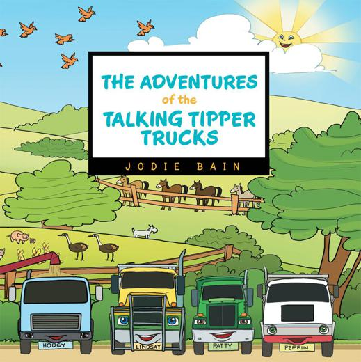 The Adventures of the Talking Tipper Trucks als...