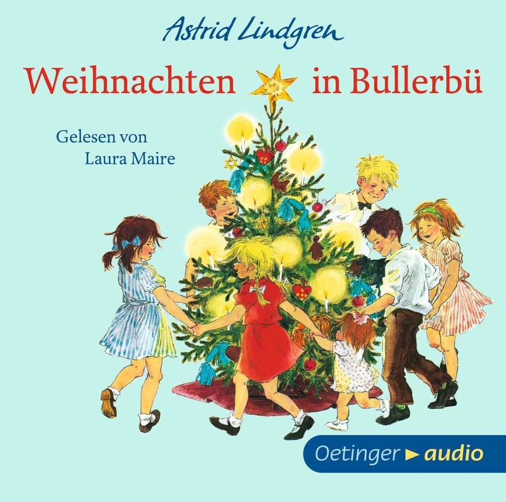 Hörbuch Weihnachten.Weihnachten In Bullerbü
