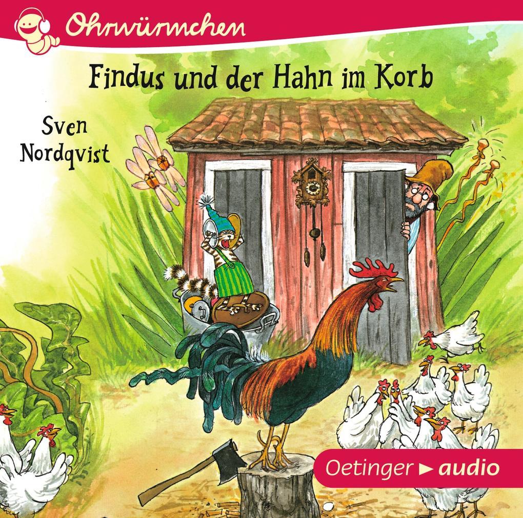 Findus und der Hahn im Korb als Hörbuch CD von ...
