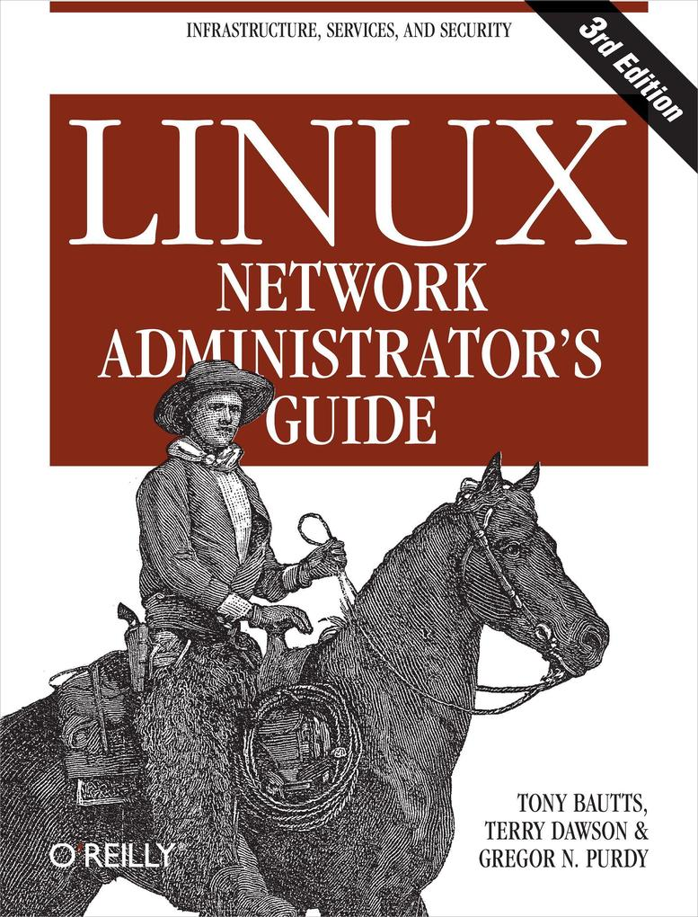 Linux Network Administrator´s Guide als Buch vo...