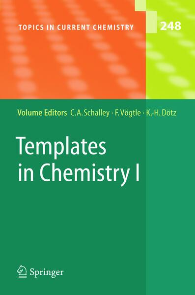 Templates in Chemistry I als Buch von