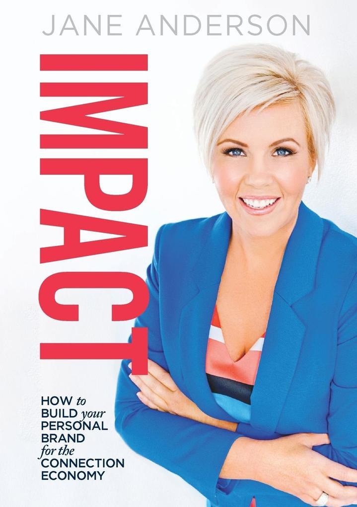 IMPACT als Taschenbuch von Jane Anderson