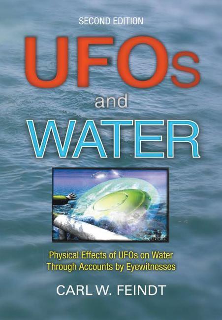 UFOs and Water als Buch von Carl W. Feindt