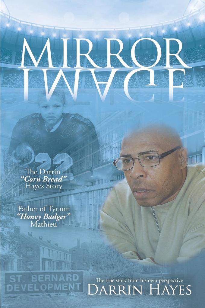 Mirror Image als Taschenbuch von Darrin Hayes