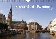 Hansestadt Hamburg (Wandkalender 2019 DIN A4 quer)