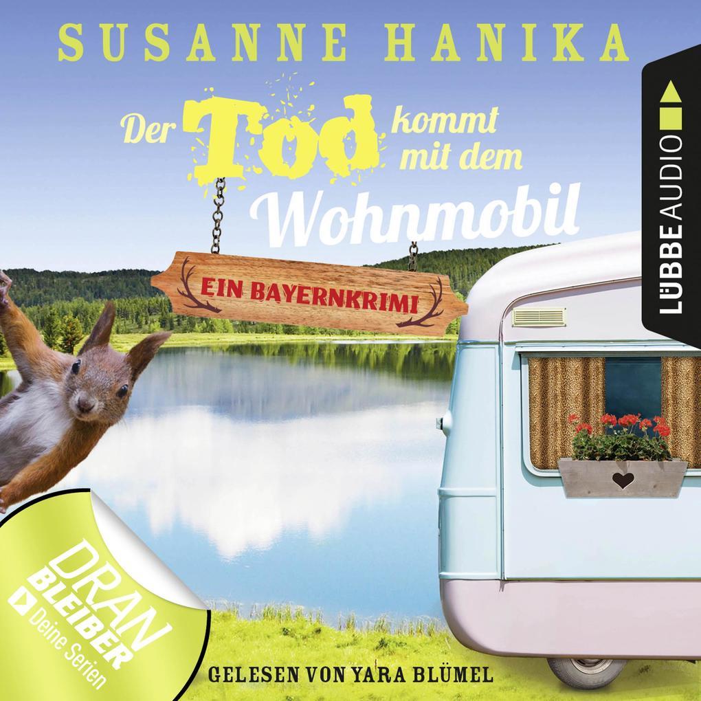 Der Tod kommt mit dem Wohnmobil - Sofia und die Hirschgrund-Morde, Teil 1 (Ungekürzt) als Hörbuch Download