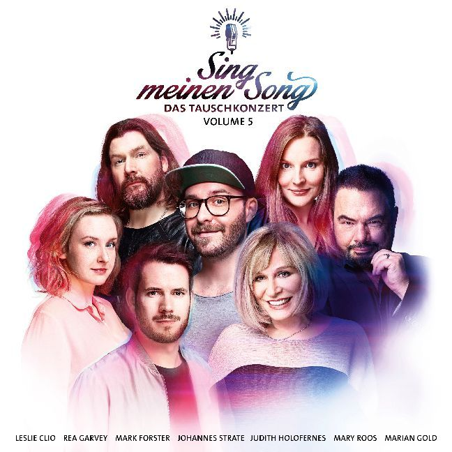 Sing meinen Song - Das Tauschkonzert Vol.5 als CD