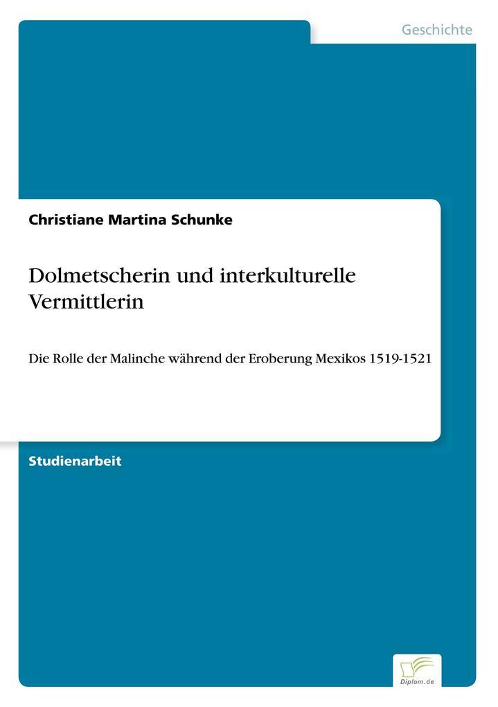 Dolmetscherin und interkulturelle Vermittlerin ...