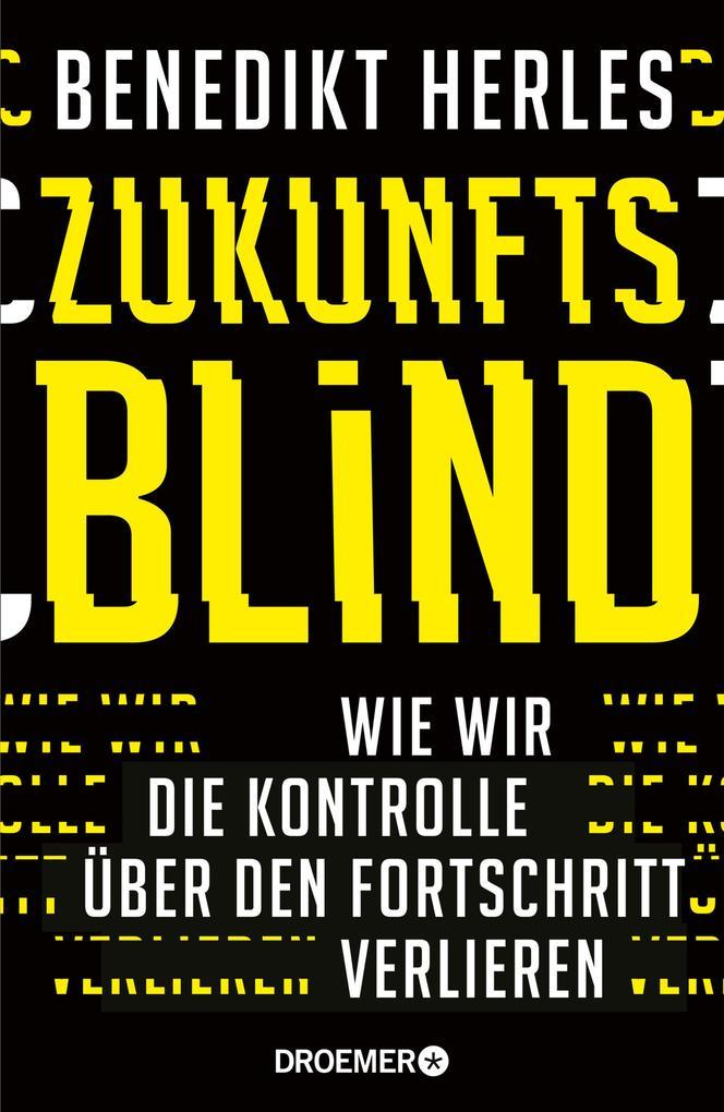 Zukunftsblind als Buch