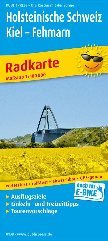 Holsteinische Schweiz, Kiel - Fehmarn als Buch von